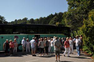 Die jährliche Seniorenfahrt ist immer ein Höhepunkt im Rheinfelder Kalenderjahr! Foto: HVR