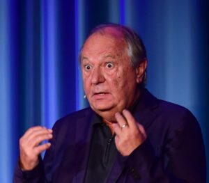 Wilfried Schmickler tritt am Mittwoch nicht in der Kulle auf. Foto: Norbert Prümen