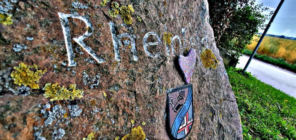 Rheinfelder Grenzstein: © Lydia und Peter Schulze